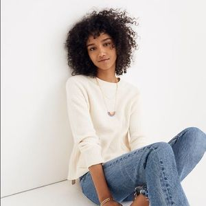 Madewell. Patch Pocket Pullover.